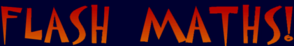 Flash Maths logo